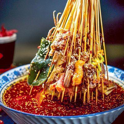 澄明要得钵钵鸡调料火锅蘸料串串香盆底料拌面酱凉调味料辣椒油