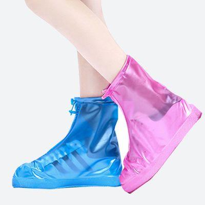 【防滑耐磨雨鞋套】加厚防雨鞋套雨鞋套下雨天男女防水鞋套耐磨底