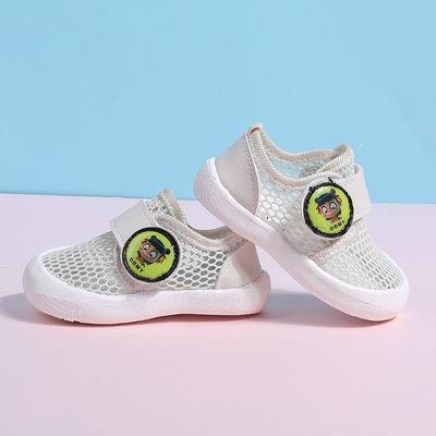 39370/夏季童鞋婴儿鞋亲子鞋男女儿童透气舒适防臭耐磨防滑软底防踢网鞋