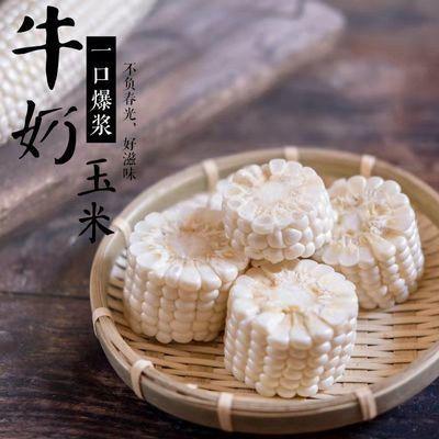 云南版纳当季现摘爆浆冰糖水果小玉米早餐生吃牛奶水果玉米【4月17日发完】