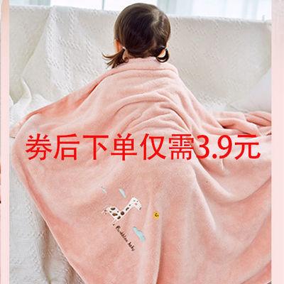75853/新生婴儿儿浴巾比纯棉超柔吸水儿童洗澡巾宝宝浴巾春秋夏冬大毛巾
