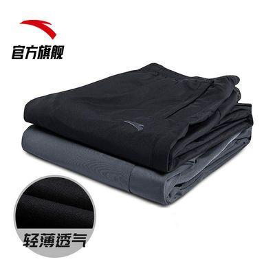 57649/【KT系列】安踏运动裤子男裤2021夏季新款长裤舒适透气轻薄休闲裤