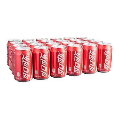 可口可乐雪碧易拉罐装330ml碳酸饮料听装新日期