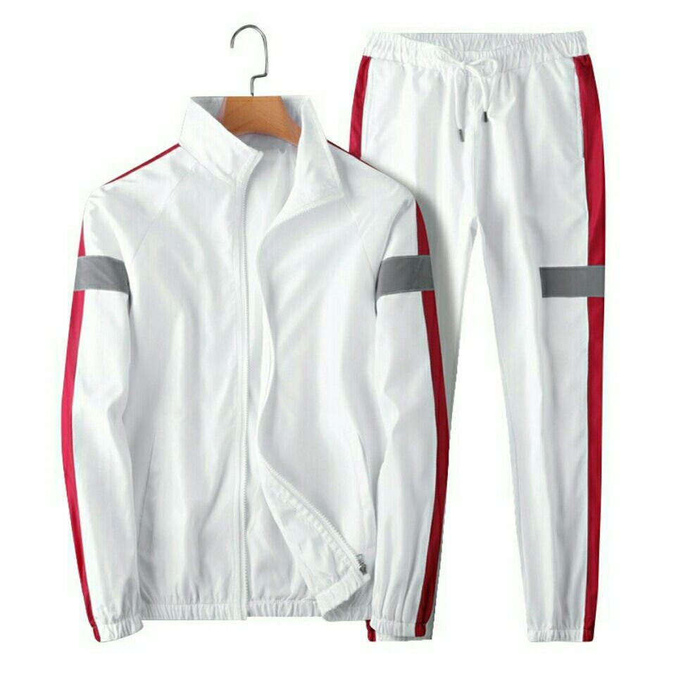 春秋季款男士卫衣外套立领运动休闲套