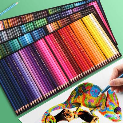 25318/马利彩色铅笔套装48色水溶性彩铅48色专业画画手绘成人72色初学者