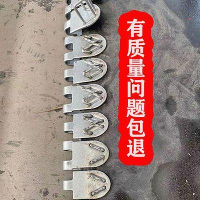 35973/高强度输送带皮带扣V6连体皮带扣连接订传送带接头订皮带卡扣