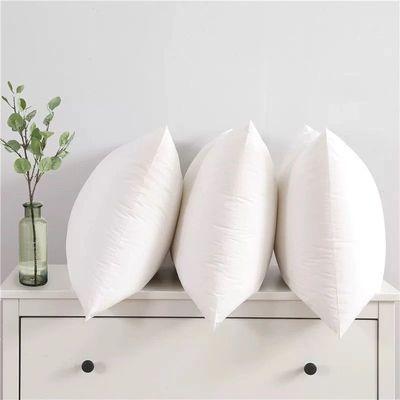 10034/希尔顿五星级酒店软枕 羽丝棉真空枕头枕芯一对装护颈椎家用成人