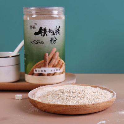 河南特产正宗温县垆土铁棍山yao粉营养代餐冲剂怀山粉熟粉