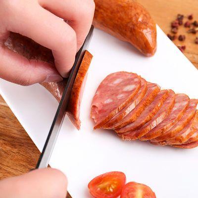 【工厂直销正宗】哈尔滨红肠330g批发东北香肠肉肠熟食熏烤红肠