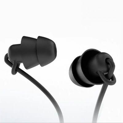 睡眠耳机通用OPPO华为vivo苹果入耳式防噪音侧睡有线游戏可爱耳塞
