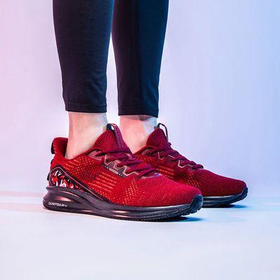 36168/Q弹钛速2.0 361°男跑步鞋2021春季新款网面舒适防滑轻便跑鞋男