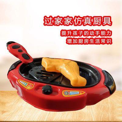 儿童过家家厨房玩具1-2-3-6岁宝宝女孩男孩做饭煮饭仿真厨具套装