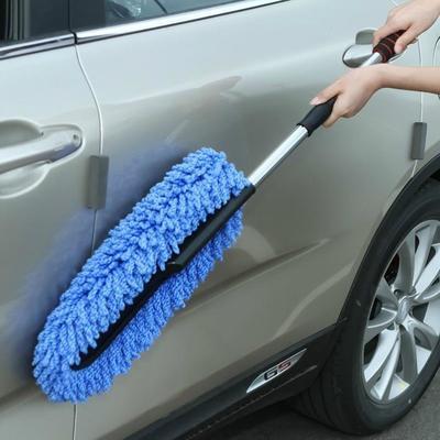 擦车拖把除尘掸子洗车用品工具套装刷车扫车灰尘神器汽车掸子刷子