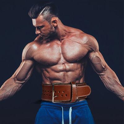 67481/健身护腰带深蹲硬拉举重专业运动护腰皮带男女运动训练护身装备