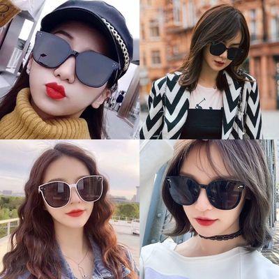 奇遇太阳镜GM墨镜男女眼镜明星同款高端偏光镜蛤蟆镜配眼镜盒