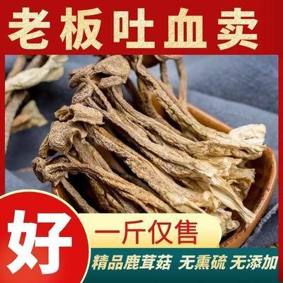 同源食品鹿茸菇特级干货古田特产鹿茸菇香菇干货无硫特产食用菌
