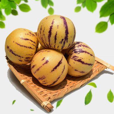 云南石林人参果5斤圆果新鲜黄肉大果人参果10人生当季水果3斤整箱