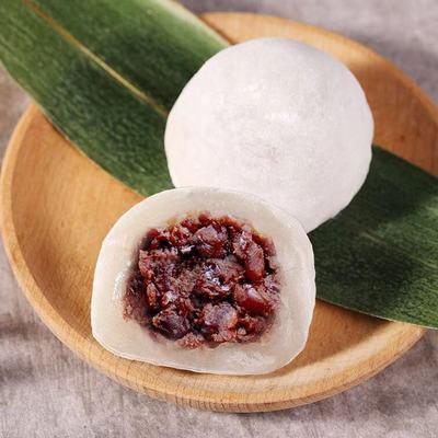 【寿童】日式大福雪媚娘糯米糍麻薯团子甜品糯米滋糯米糕糯米团子