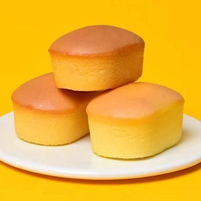 乳酪夹心蛋糕半熟芝士蛋糕整箱500g早餐小蛋糕面包吐司网红零食