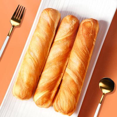 乐锦记鲜享撕棒奶香鲜面包320g营养早餐口袋代餐饱腹小面包