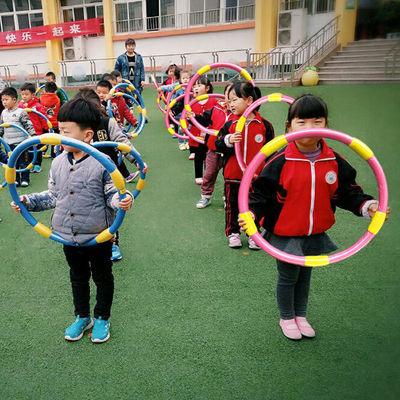 呼啦圈儿童女小学生幼儿园专用小号海绵初学者小孩三岁宝宝呼拉圈