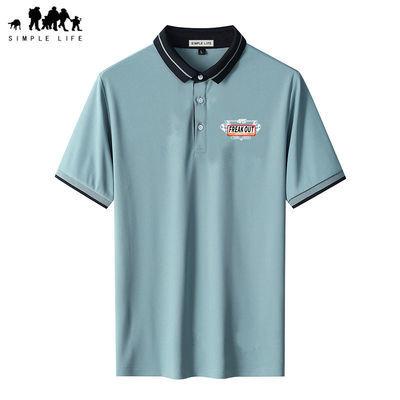 20635/SIMPLE LIFE男士夏季款高端短袖POLO衫男休闲翻领T恤潮流时尚夏装