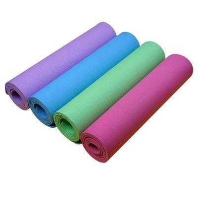 16220/瑜伽垫加厚防滑健身垫减肥瑜伽垫瑕疵品地垫家用