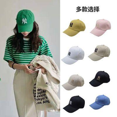 【高品质】帽子男女百搭棒球帽LA鸭舌帽遮阳帽女韩版ins潮防晒帽