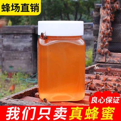 【买一发五】蜂蜜正宗天然正品 农家自产深山纯正野生百花土蜂蜜