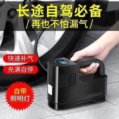 14569/车载充气泵无线打气泵多功能便携式汽车电动车轮胎加气泵轿车充气