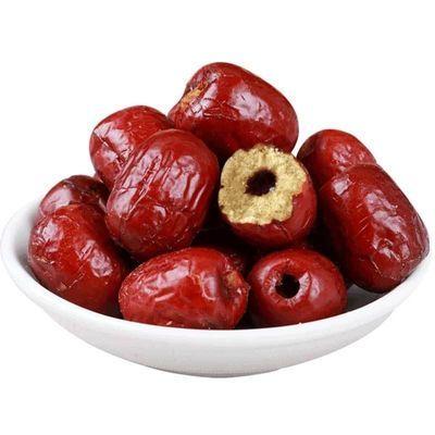 脆枣灰枣250克精选特级枣子 零食煲汤特产红枣 优质免洗小红枣