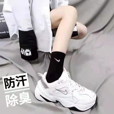 NK勾勾袜苏万耐斯克特斯纯棉袜短筒中筒运动袜篮球袜男女潮牌春夏