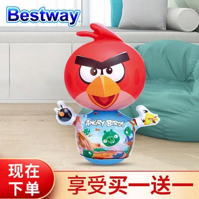 Bestway充气不倒翁玩具宝宝大号男女小孩子儿童拳击益智玩具3-6岁