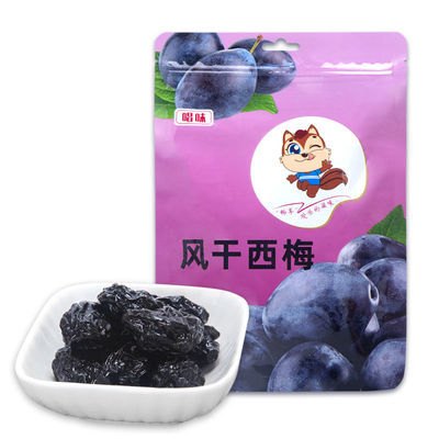 36916/唱味大西梅干酸甜厚肉梅子蜜饯果干酸梅休闲零食