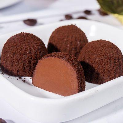 松露型黑巧克力大礼包情人节结婚红包喜糖休闲零食巧克力糖果批发