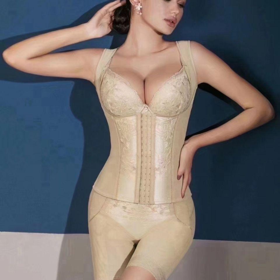 原版正品任验安提尼亚身材管理器分体套装产后塑身衣皇室臻品模具