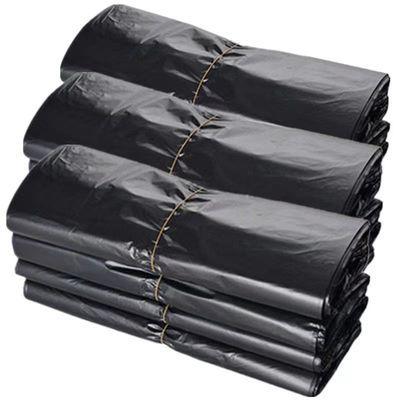 【厂价直销】垃圾袋家用加厚黑色手提式家庭一次性背心式塑料袋子