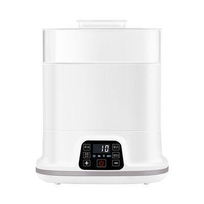 奶瓶消毒器温奶烘干三合一带暖奶二多功能恒温大容量智能蒸汽锅柜