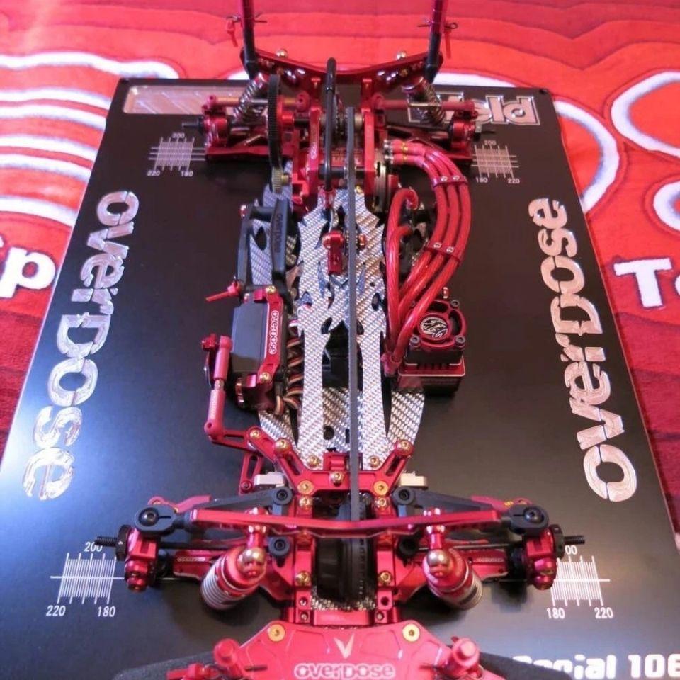 高端专业RC电房漂移车后驱车四驱比赛赛车充电竞速改装玩具车模型