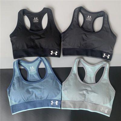 35153/外贸原单运动内衣女防震无钢圈中高强度训练文胸美背健身瑜伽背心