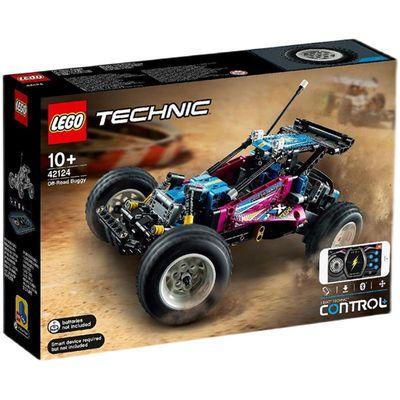 【正品保障】乐高(LEGO)积木机械组玩具42124遥控越野车