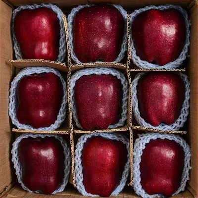 天水花牛苹果整箱3/5/10斤新鲜水果应季现摘粉面刮泥甘肃蛇果批发