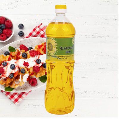 36275/乌克兰原装进口丽兹浓香型纯葵花籽油精品食用油物理压榨小瓶装1L