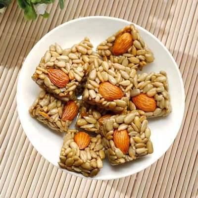 【独立包装]巴旦木瓜子仁原味微甜10包30包 60包 坚果酥 休闲零食