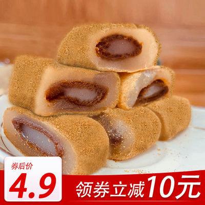 苏和怡北方特产红豆沙馅驴打滚糯米糍传统糕点小吃代餐懒人零食