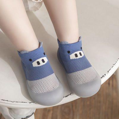 夏季儿童学步鞋软底防滑1-3岁男女宝宝鞋子网眼透气幼儿童鞋