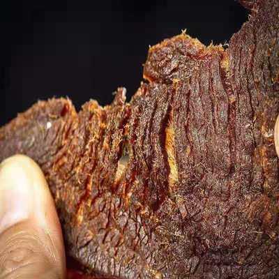 57040/牛肉干风味正宗内蒙古风干手撕250g/500g五香辣肉片休闲零食小吃