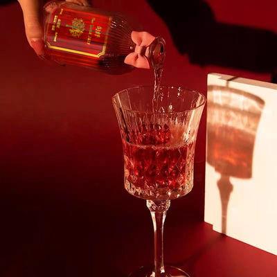 微醺颜值酒果酒山楂酒农家低度枇杷果酒女士晚安酒超值精美礼盒装