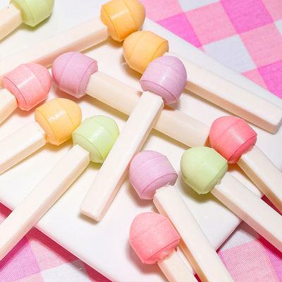 牛奶棒奶片休闲零食糖果儿童火柴形水果味奶酪棒奶味棒高钙健康