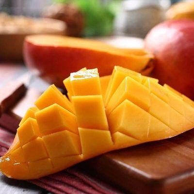 海南贵妃芒 新鲜热带水果 芒果水果产地现摘3/5/9斤装